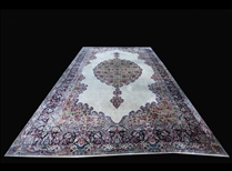 9900-2 a Palace Authentic Persian Kerman